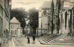 La grille de l'eveche et le portail nord