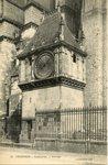 Cathedrale - L'Horloge