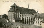 Eglise Saint-Pierre et Quartier de Cavalerie