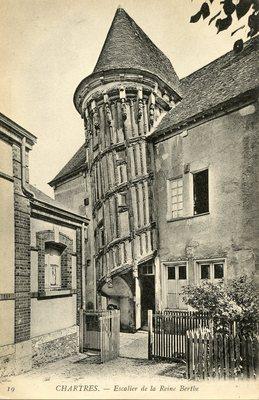 Escalier de la Reine Berthe