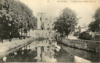L'Eglise Saint-Andre, cote sud