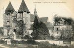 Eglise N-D de la Couture et Prefecture