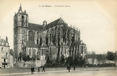 Cathedrale abside