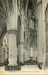 La Cathedrale, Pourtour du Choeur