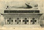 Interieur de la Cathédrale, Tombeau de la Reine Bérengére