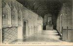 Palais Jacques-Coeur - Salle des Gardes