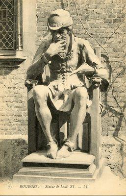 Statue de Louis XI