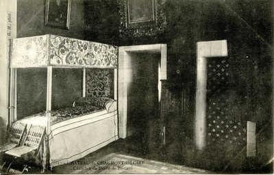 Chateau de Chaumont - Chambre de Diane de Poitiers