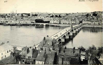 Blois - Vue- générale