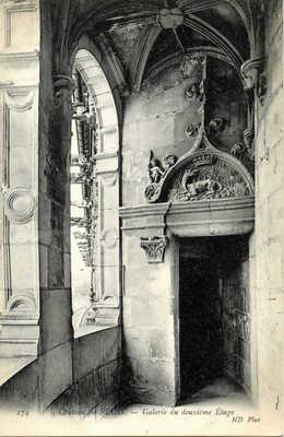 Chateau de Blois - Galerie du deuxiéme Étage