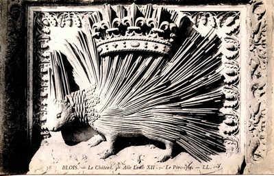 Chateau de Blois - Le Porc-epic
