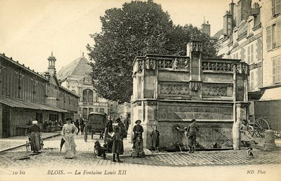 La Fontaine Louis XII