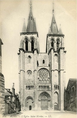 L'Eglise Saint-Nicolas