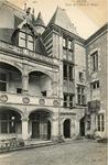 Tour de l'Hotel d'Alluye