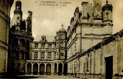 Le Chateau - L'Aile Francois I
