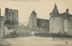 Donjon - L'Eglise et la Tour du Diable