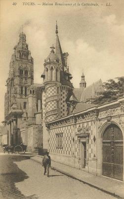 Maison Renaissance et le Cathedrale