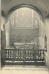 La Collégiale Saint-Ours - La Crypte de Louis XI