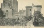 Le Donjon - L'Entrée et la Tour Louis XI