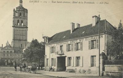 Hótel de la Promenade
