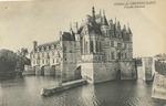 Cháteau de Chenonceaux - Façade orientale