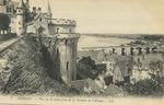 Vue sur la Loire prise de la Terrasse du Cháteau