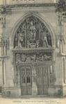 Porte de la Chapelle Saint-Hubert