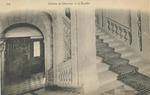 Cháteau de Cheverny - L'Escalier