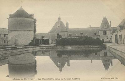 Cháteau de Cheverny - Les Dépendances