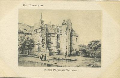 Manoir d'Argouges