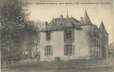 Cháteaux, Manoise et Villas de Bretagne