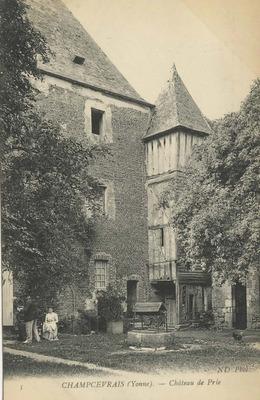Cháteau de Prie