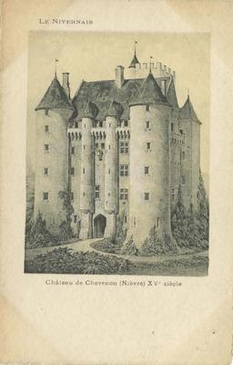 Cháteau de Chevenon
