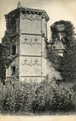 Les Ruines du Chateau de la Garaye