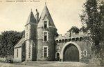 Château de Josselin - La Porterie