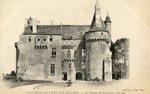 Le Château de Kérouzéré, cote sud