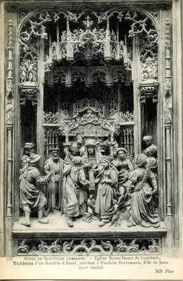 Musée de Sculture comparée - Église Notre-Dame de Lombeck