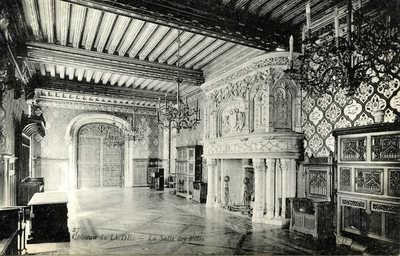 Château du Lude - La Salle des Feles