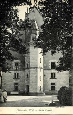 Château du Lude - Ancien Prieuré