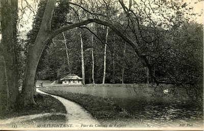 Parc du Château de Valliere