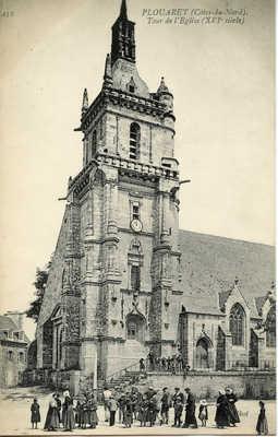 Tour de l'Eglise