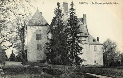 Le Château qu'habita Balzac