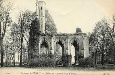 Ruines du Château de la Victoire