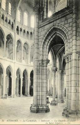 La Cathédrale - Intérieur