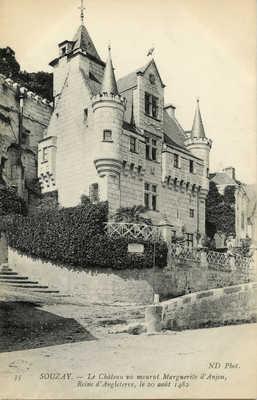 Le Château où mourut Marguerite d'Anjou