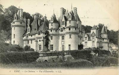 Le Château - Vue d'Ensemble