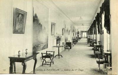 Château de Valençay - Galerie du Ier Étage