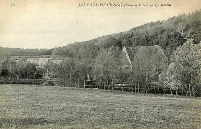 Les Vaux de Cernay - Le Moulin