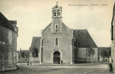 Environs de Beaugency - L'Eglise