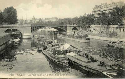 Le Pont Henri IV
